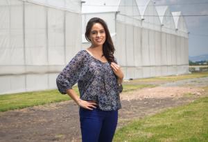 Miranda Llampalla Alumna ITESM